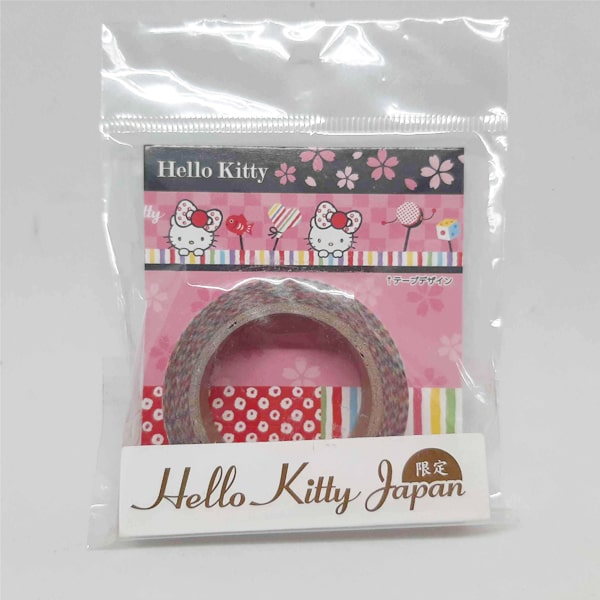 Sanrio Hello Kitty Japan Sakura Masking Tapes