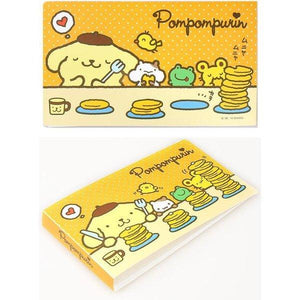 Ticket File Pompompurin Character