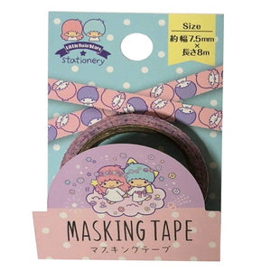 Sanrio Little Twin Stars Masking Tape