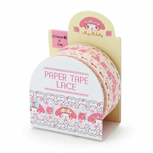 Sanrio Paper Tape Lace My Melody