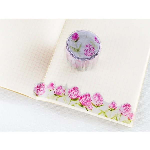 Chamil Garden Washi Tape Hyacinth