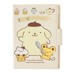 Sanrio Pompompurin Notebook Case