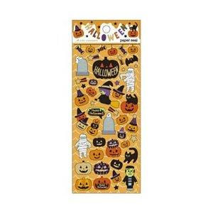 Sticker Paper Seal Theme Candy Halloween