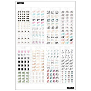 Happy Planner Sticker Pad Boss Babe 289