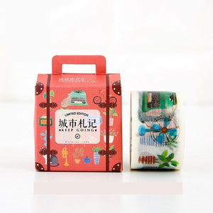 Miss Time Masking Tape Limited Edition - Cultural And Creative