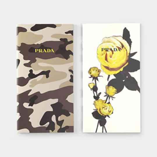 Traveler's Notebook Refill Prada Yellow