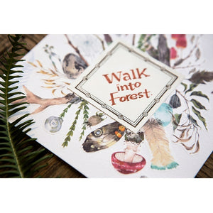OURS Walk into Forest Washi Tape