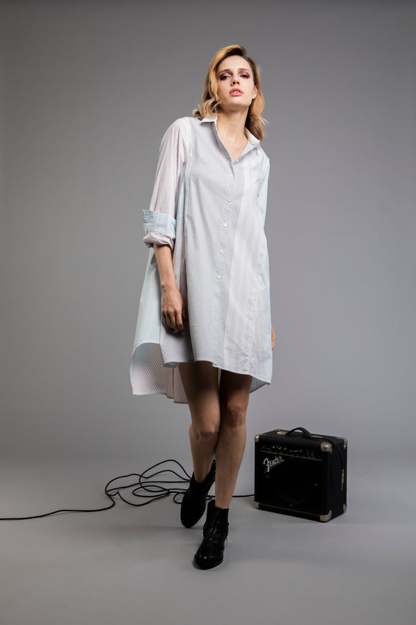 Playful Shirtdress