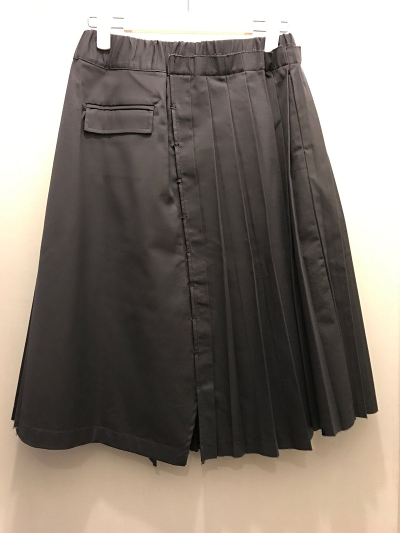 Pleaty Skirt