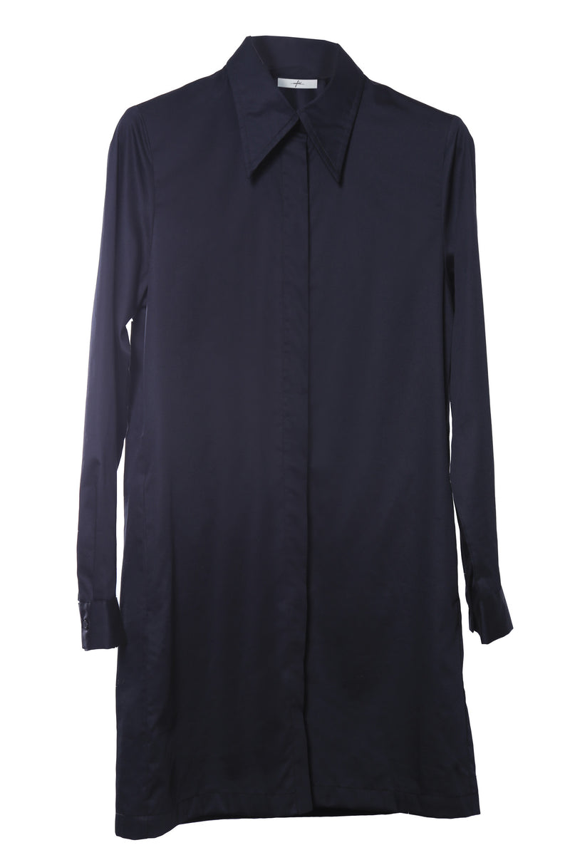 The Statement Shirt Dress