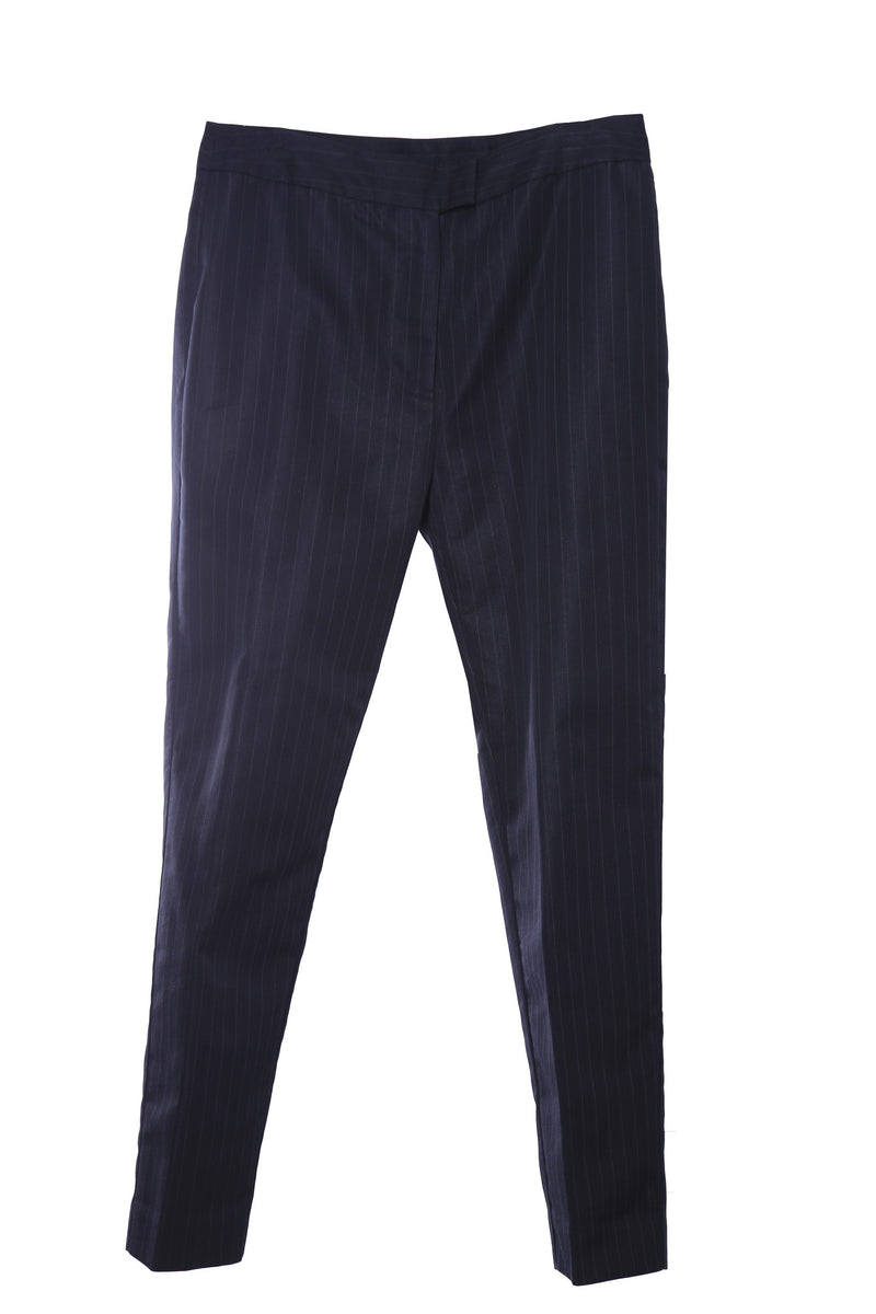 The Biz Striped Trousers