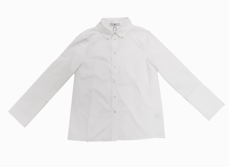 Leslie Shirt 2.0 | White
