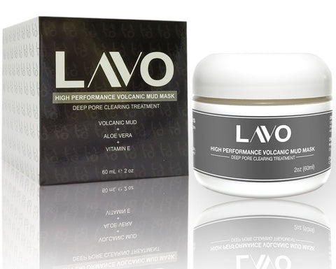 Image of LAVO High Performance Volcanic Mud Mask