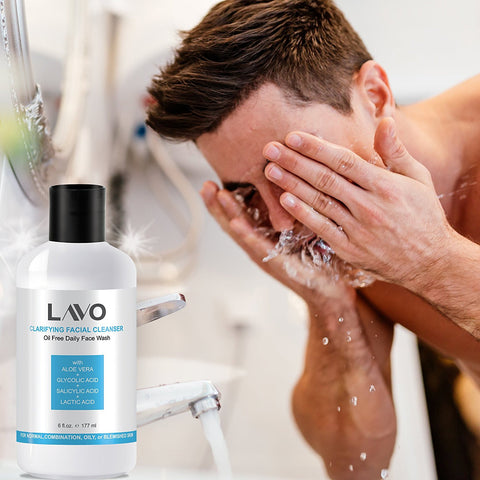 Image of mens-face-wash