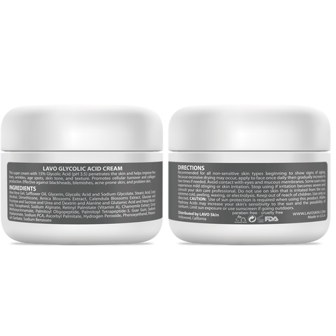 Image of LAVO Glycolic Acid Cream