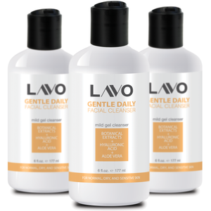 LAVO Gentle Daily Facial Cleanser