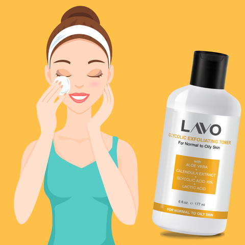 Image of LAVO Glycolic Exfoliating Toner
