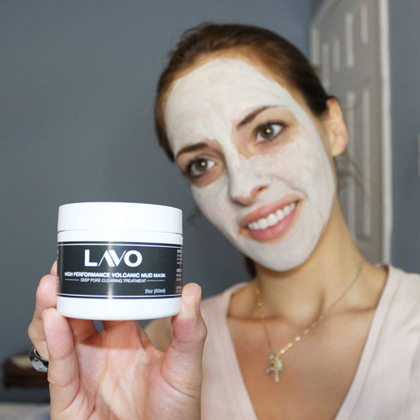 Lavo high performance volcanic mud mask lavo skin lavo high performance volcanic mud mask solutioingenieria Choice Image