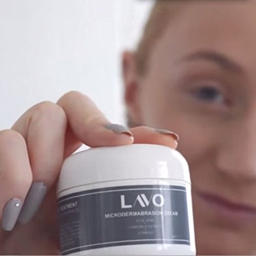 LAVO Microdermabrasion Cream