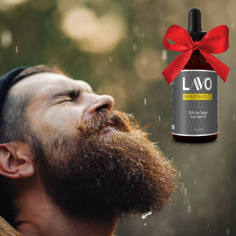 LAVO Premium Beard Oil
