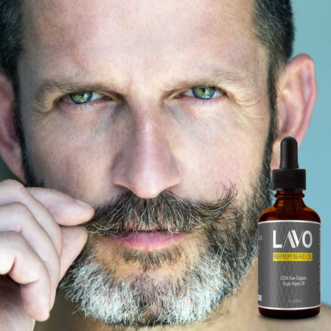 Image of LAVO Premium Beard Oil