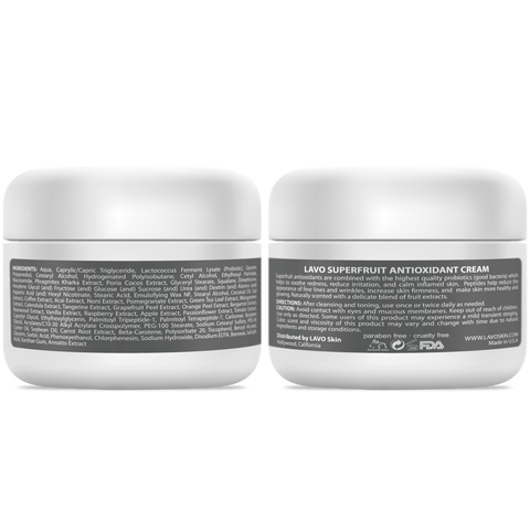 Image of LAVO Superfruit Antioxident Cream