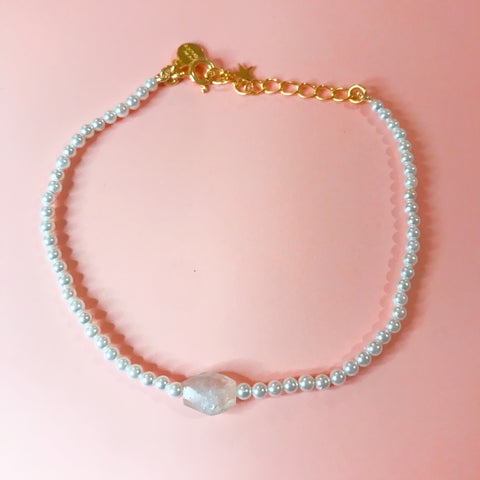 Mermaid Pearl Bracelet