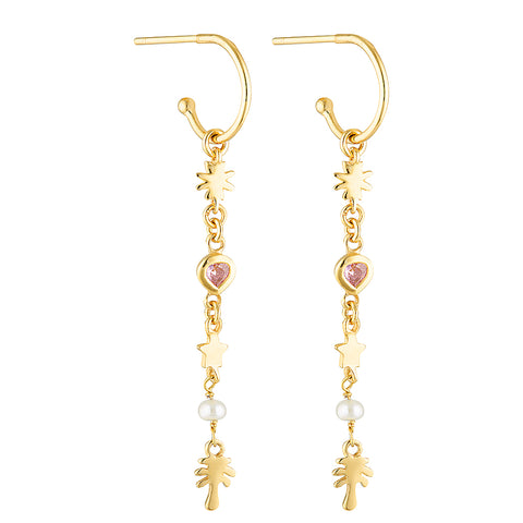 Las Palmas Earrings
