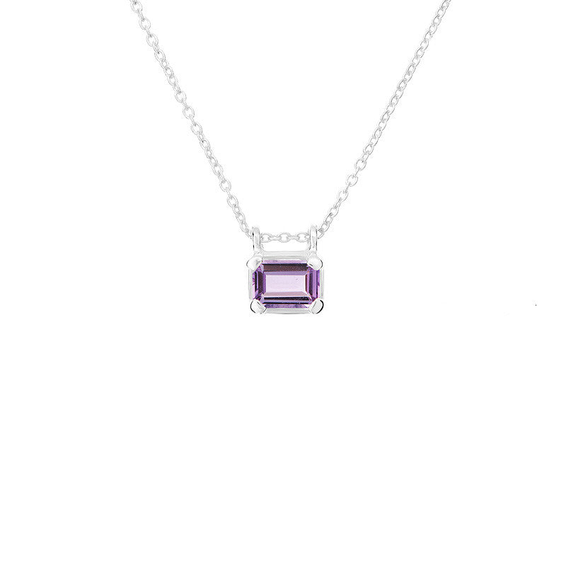 Candy Necklace - Amethyst