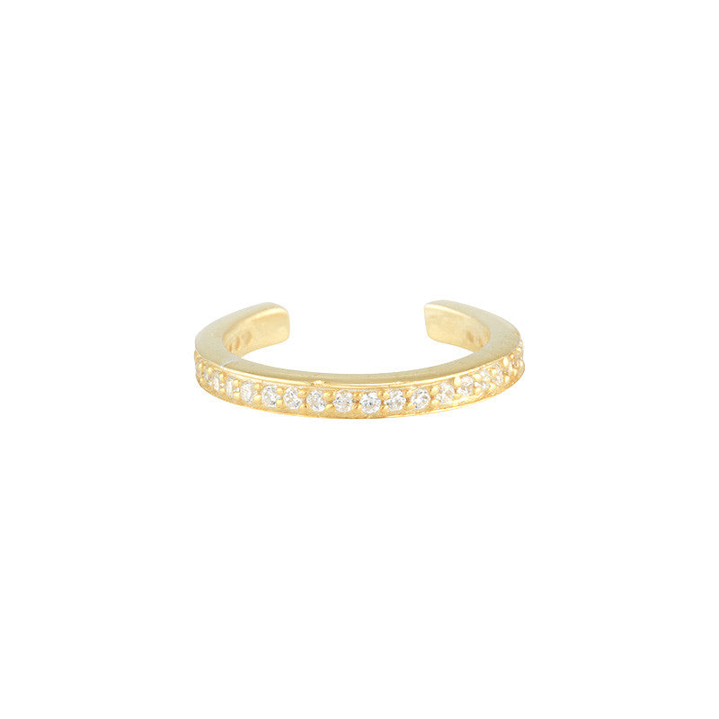 Eternity Ear Band - Gold