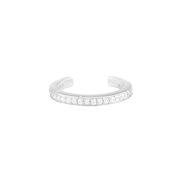 Eternity Ear Band - Silver