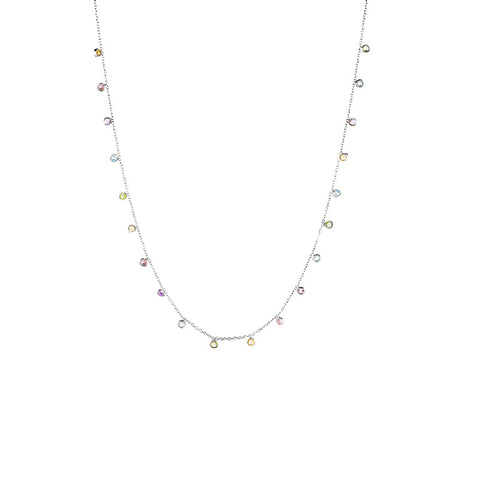 Festival Necklace - Silver
