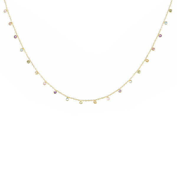 Festival Necklace - Gold