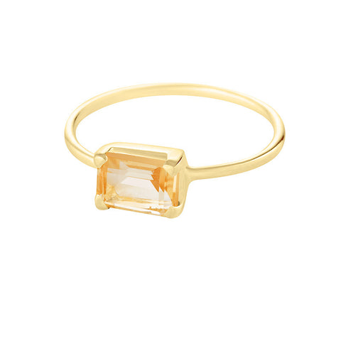 Candy Ring - Citrine