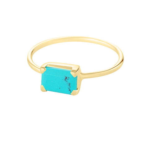 Candy Ring - Turquoise