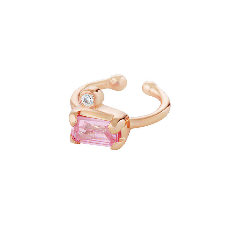 Candy Ear Band - Pink Topaz