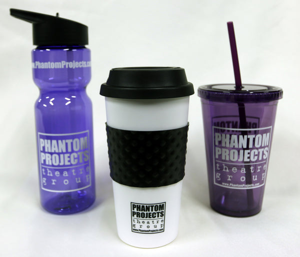 Phantom Projects Classic Coffee Cup-16 Oz
