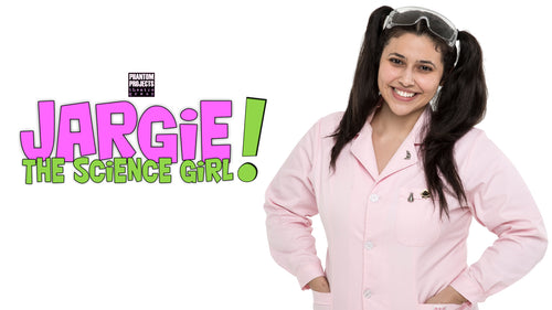 12PM Field Trip: Jargie the Science Girl! BILINGUAL EDITION