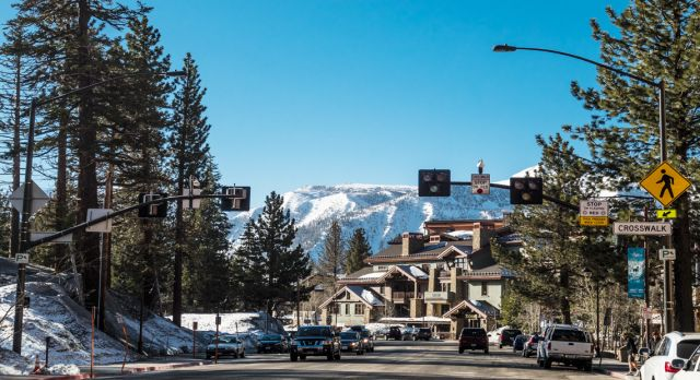 4 Nights in Mammoth!