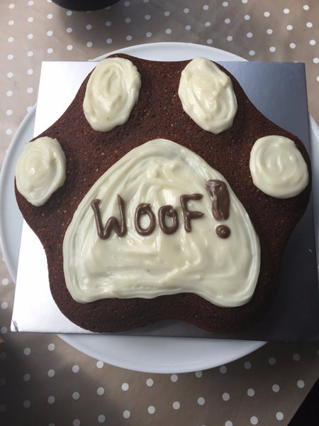 Standard Dog Cakes