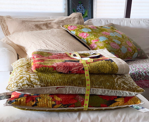 Blanket & Pillow Set