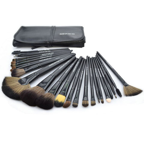 *LOCAL STOCK* Make Up For You Cosmetic Makeup Brushes Set Kit