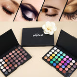 40 Colors Eyeshadow Palette Makeup Set - GalaxyDeals