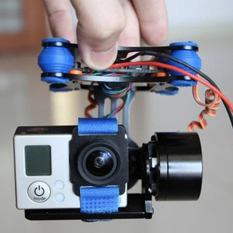 FPV Brushless GoPro RC Quadcopter Gimbal - GalaxyDeals