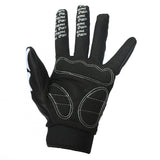 Motorcycle Skeleton Bone Bike Gloves - GalaxyDeals