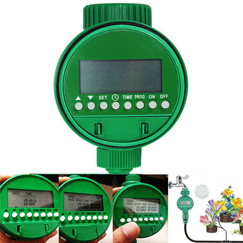 *LOCAL STOCK* Flowers Automatic Watering Garden Water Timer