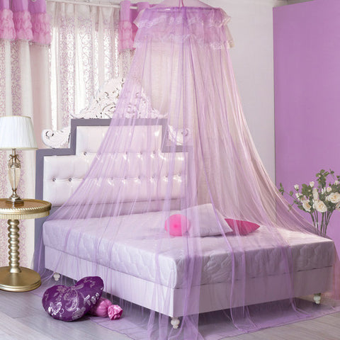 *LOCAL STOCK* Elegant Lace Bedding Mosquito Hanging Net