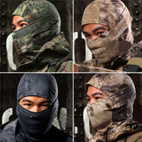 Outdoor Balaclava Bandana Face Bike Mask Headwear - GalaxyDeals