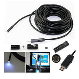 Waterproof Endoscope Borescope Camera - GalaxyDeals
