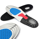 Multi Size Unisex Gel Orthotic Shoe Pad Insoles